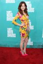 Ellie Kemper at the 2012 MTV Movie Awards Arrivals, Gibson Amphitheater, Universal City, CA 06-03-12 Stock Photography