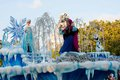 Elsa and Anna of Royalty Free Stock Photo