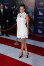 Elsa pataky at the los angeles premiere of captain america the first avenger el capitan hollywood ca Stock Images