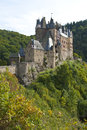 Eltz castle Stock Image