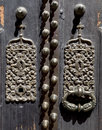Elvas Cathedral Door Knocker Royalty Free Stock Photo
