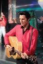 Elvis Presley Royalty Free Stock Photo