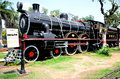 EM922-NWR locomotive Royalty Free Stock Photo