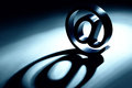 Email alias Royalty Free Stock Photo