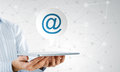 Email application icon Royalty Free Stock Photo