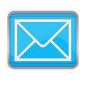 Email button Royalty Free Stock Photo