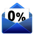 Email icon Stock Images