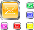 Email Internet Button Royalty Free Stock Photo
