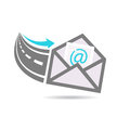 Email in from the Internet Highway Logo