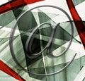 Email symbol Stock Image