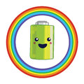 Emblem For Battery Recycling