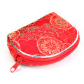 Embroidery Purse Stock Photo