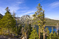 Emerald Bay Royalty Free Stock Photo