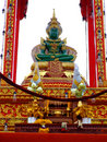 Emerald Buddha shrine, Thailand. Stock Images
