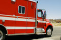 Emergency Vehicle Royalty Free Stock Photography