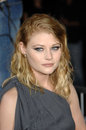 Emilie de ravin emily de ravin at the the twilight saga new moon los angeles premiere mann village theatre westwood ca Royalty Free Stock Photos