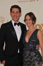 Emily Blunt,John Krasinski Royalty Free Stock Photo