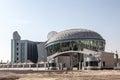 Emirates identity authority in abu dhabi dec building madinat khalifa december uae Stock Photography