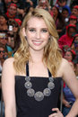 Emma Roberts Stock Photo