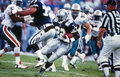 Emmitt Smith Of the Dallas Cowboys in action. Royalty Free Stock Photo