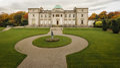 Emo Court House. Portlaoise. Ireland Royalty Free Stock Photo