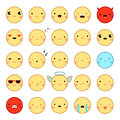 Emoji Emoticons Set