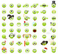Emoticons Stock Photos