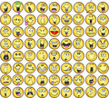 Emoticons emotion Vector Icons Stock Photos