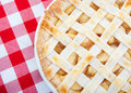 Empanada de Apple Foto de archivo libre de regalías