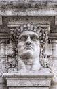 Emperor Nero Head Statue Royalty Free Stock Photo