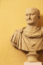 Emperor of the roman empire titus fespasian statue Stock Photo