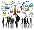 Employee Rights Employment Equality Job Business Commuter Royalty Free Stock Photo