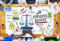 Employee Rights Employment Equality Job People Meeting Concept Royalty Free Stock Photo