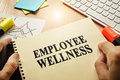 Employee Wellness. Royalty Free Stock Photo