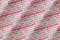 Employment Newspaper Ad Royalty Free Stock Image