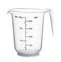 Empty beaker Royalty Free Stock Photo