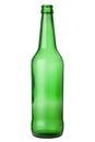 empty beer bottle Royalty Free Stock Photo