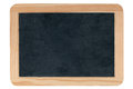 Empty blackboard Royalty Free Stock Photography
