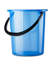 Empty bucket Royalty Free Stock Photo