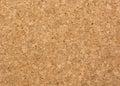 Empty bulletin board, cork board texture Royalty Free Stock Photo