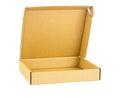 Empty Cardboard Box Royalty Free Stock Photo