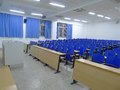 Empty classroom Royalty Free Stock Photo