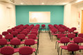 Empty conference hall Royalty Free Stock Photos