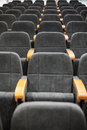 Empty conference room rows of seats texture Royalty Free Stock Photography