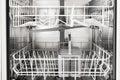 Empty Dishwasher Royalty Free Stock Photo