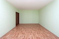 Empty flat room in a modern house Royalty Free Stock Photos