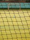 Empty Handball Gate. Outdoor F...