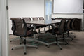 Empty modern office interior of the in the new building Royalty Free Stock Photography