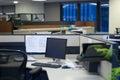 Prázdný kancelář