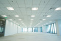The empty office space Royalty Free Stock Photo